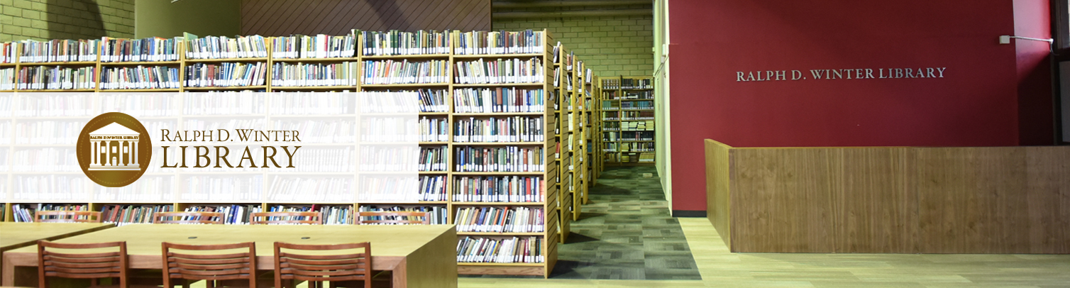 olivet universitys ralph d winter library rdwl has evolved from a private collection of books donated by former chancellor dr david jang into a