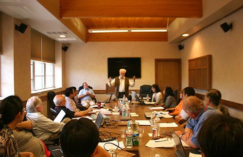 olivet university news olivet leaders convene for faculty meeting