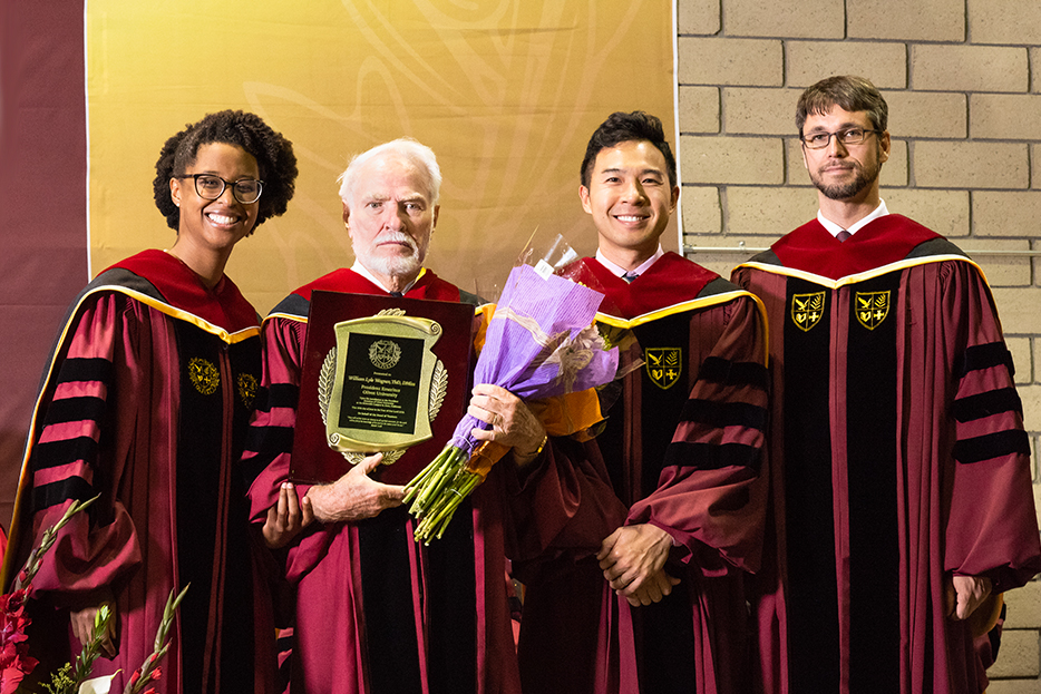 olivet-university-commencement-awards-president-emeritus-and-celebrates-graduating-class-of-2018