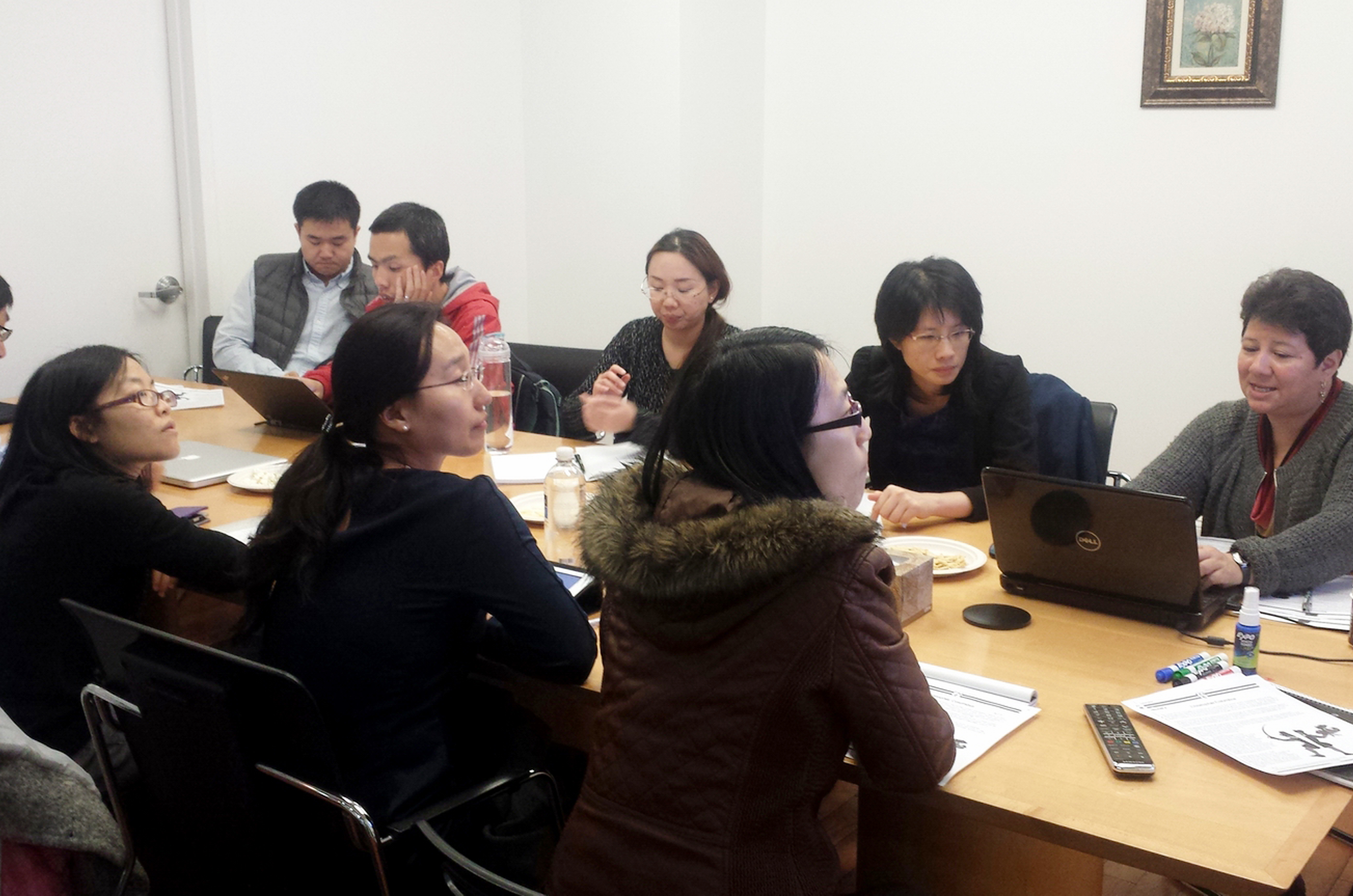Business writing courses in new york