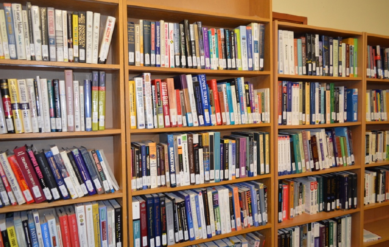 OBS Expands Business Library Collections