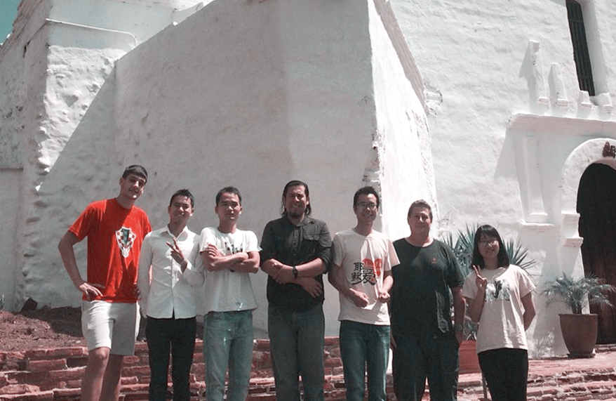 Visit to Historical Sites Inspire Architectural Students