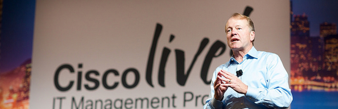Cisco Live a Draw for Olivet Tech Students