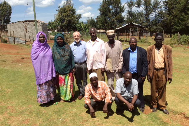 ZSDS Faculty Strengthens Network with African Church Leadership